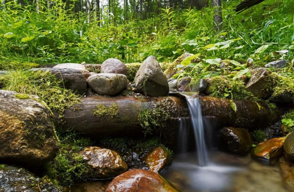 структурированная вода это