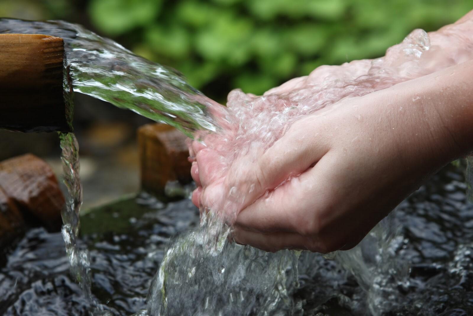 питьевая чистая вода