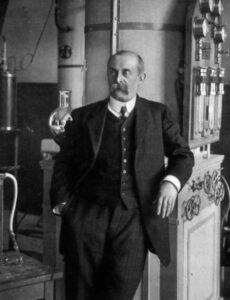 Жак Арсен д`Арсонваль Вихревая медицина