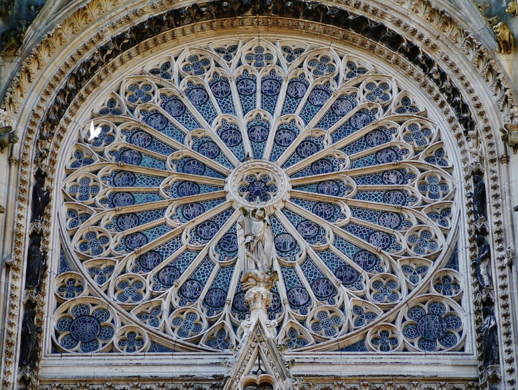 сакральная геометрия в архитектуре